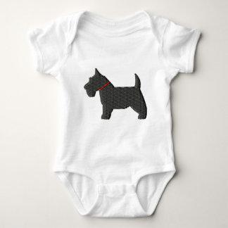 Scottish Terrier  Silloette Tee Shirt
