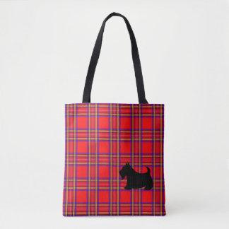 Scottish Terrier Tote Tote Bag