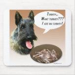 Scottish Terrier Turkey Mouse Mat