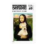 Scottish Terrier (W5) - MonaLisa Stamp