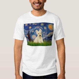 Scottish Terrier (W5) - Starry Night Shirts