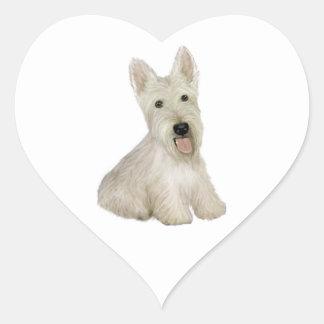 Scottish Terrier - wheaten Sticker