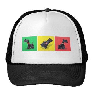 Scottish Terriers Trucker Hats