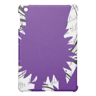 Scottish Thistle iPad Case