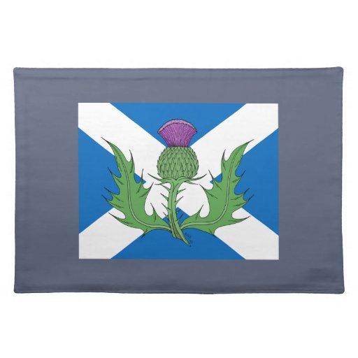 Scottish Thistle Placemat