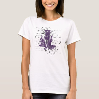 Scottish Thistle Women's Light Shirt