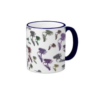 Scottish Thistles Mug