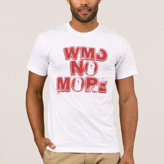 Scottish Trident WMD No More T-Shirt