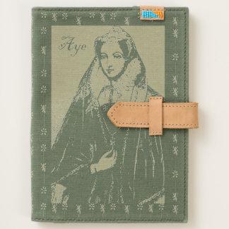 Scottish Vintage Mary Queen of Scots Portrait Journal