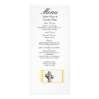 Scottish-Wedding-Celtic-Cross Rack Card