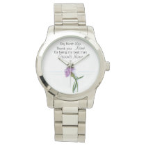 Scottish Wedding Souvenirs, Gifts, Giveaways Wristwatch