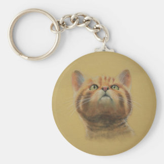 Scottish Wildcat Keychain