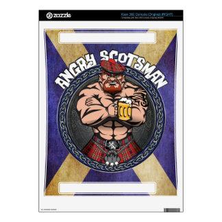 Scottish XBox Skin For Xbox 360 Console