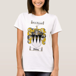 Scottish Young Coat of Arms Stein - Family Crest T-Shirt