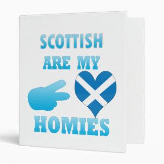 scottishs are my Homies Binder