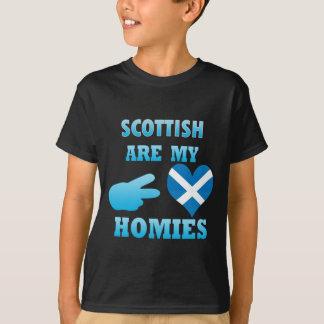 scottishs are my Homies T-Shirt