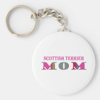 ScottishTerrierMom Llaveros
