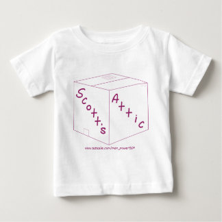 Scott's Attic Logo Gear Baby T-Shirt