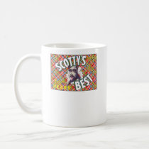 Scotts Best Pears - Fruit Crate Label Coffee Mug