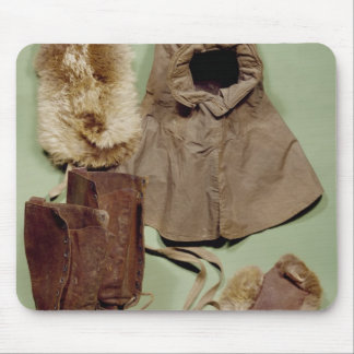 Scott's clothing used on the Antarctic Mouse Pad