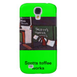 Scotts toffee works Speck Case Samsung Galaxy S4 Covers
