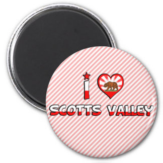 Scotts Valley, CA Magnets