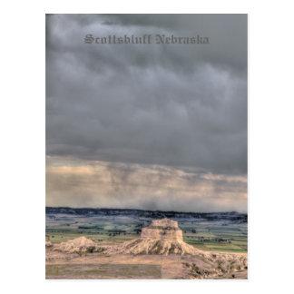 Scottsbluff Postcard