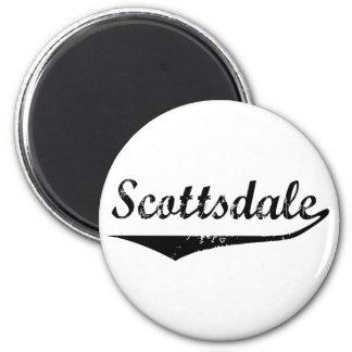 Scottsdale 2 Inch Round Magnet