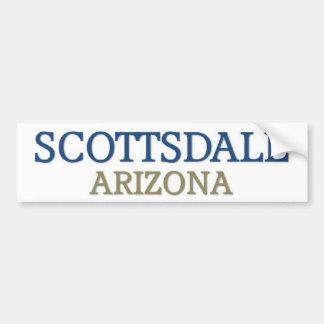 Scottsdale Arizona Bumper Sticker