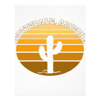 Scottsdale, Arizona Membretes Personalizados