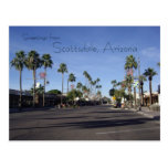 Scottsdale, postal de Arizona