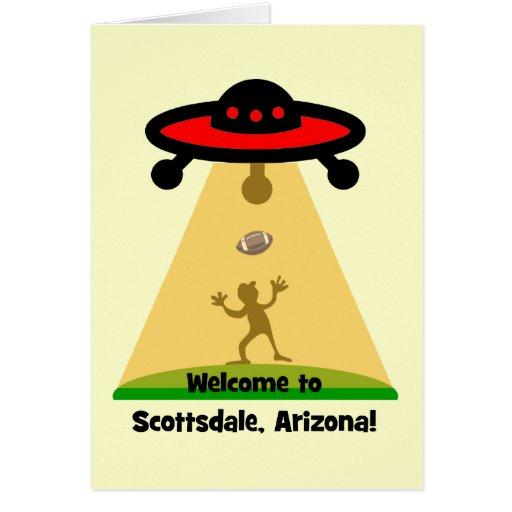 Scottsdale UFOs Card