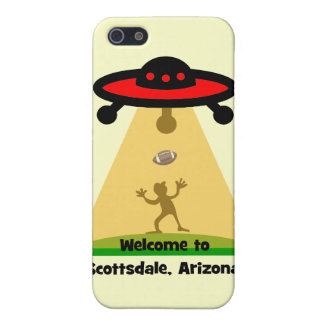 Scottsdale UFOs iPhone 5 Protector