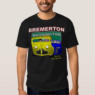 """""""Scotty"""" BREMERTON WASHINGTON Tee Shirt"""