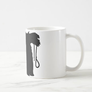 Scotty Dog and Leash Coffee Mug