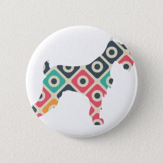 Scotty Dog Pinback Button