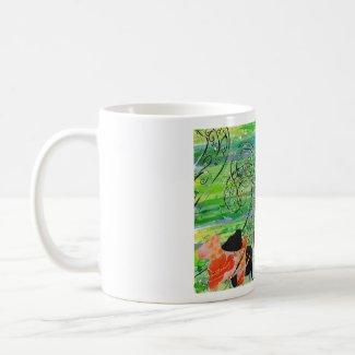 Scotty Dogs Mug mug