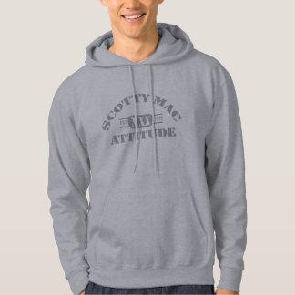 Scotty Mac XXX Attitude Sweat Hoodie