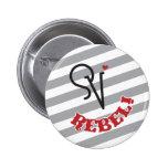 Scotty Valentine Rebel Buttons