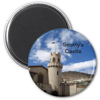 Scotty's Castle, DVNP Magnet