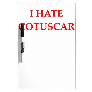 SCOTUS Dry-Erase BOARD
