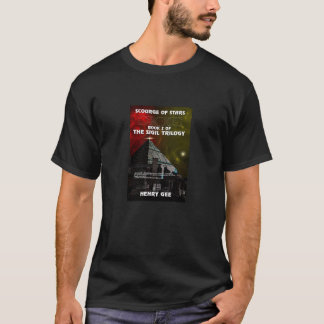 Scourge of Stars - book 2 of The Sigil trilogy T-Shirt