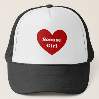 Scouse Girl Trucker Hat