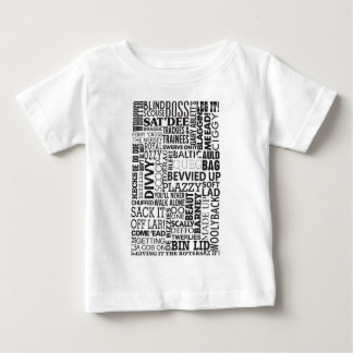 Scouse Words & Phrases Baby T-Shirt