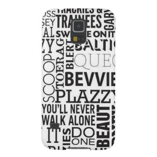 Scouse Words & Phrases Case For Galaxy S5
