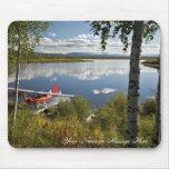 Scout at Kanuti Lake Mouse Pad