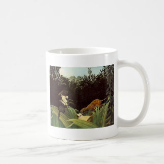 Scout Attacked By A Tiger Coffee Mug