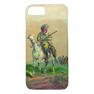 Scout Buffalo Bill 1872 iPhone 7 Case