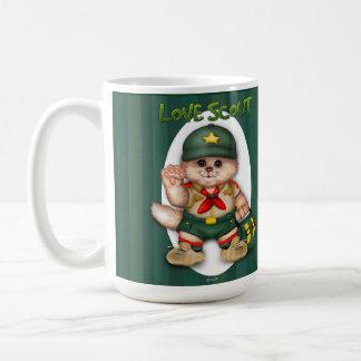 SCOUT CAT CUTE FUN Classic Mug
