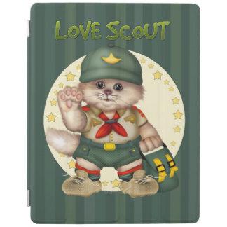 SCOUT CAT CUTE iPad 2/3/4 Smart Cover